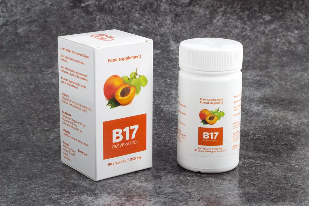 vitamina b17 para el cáncer de próstata