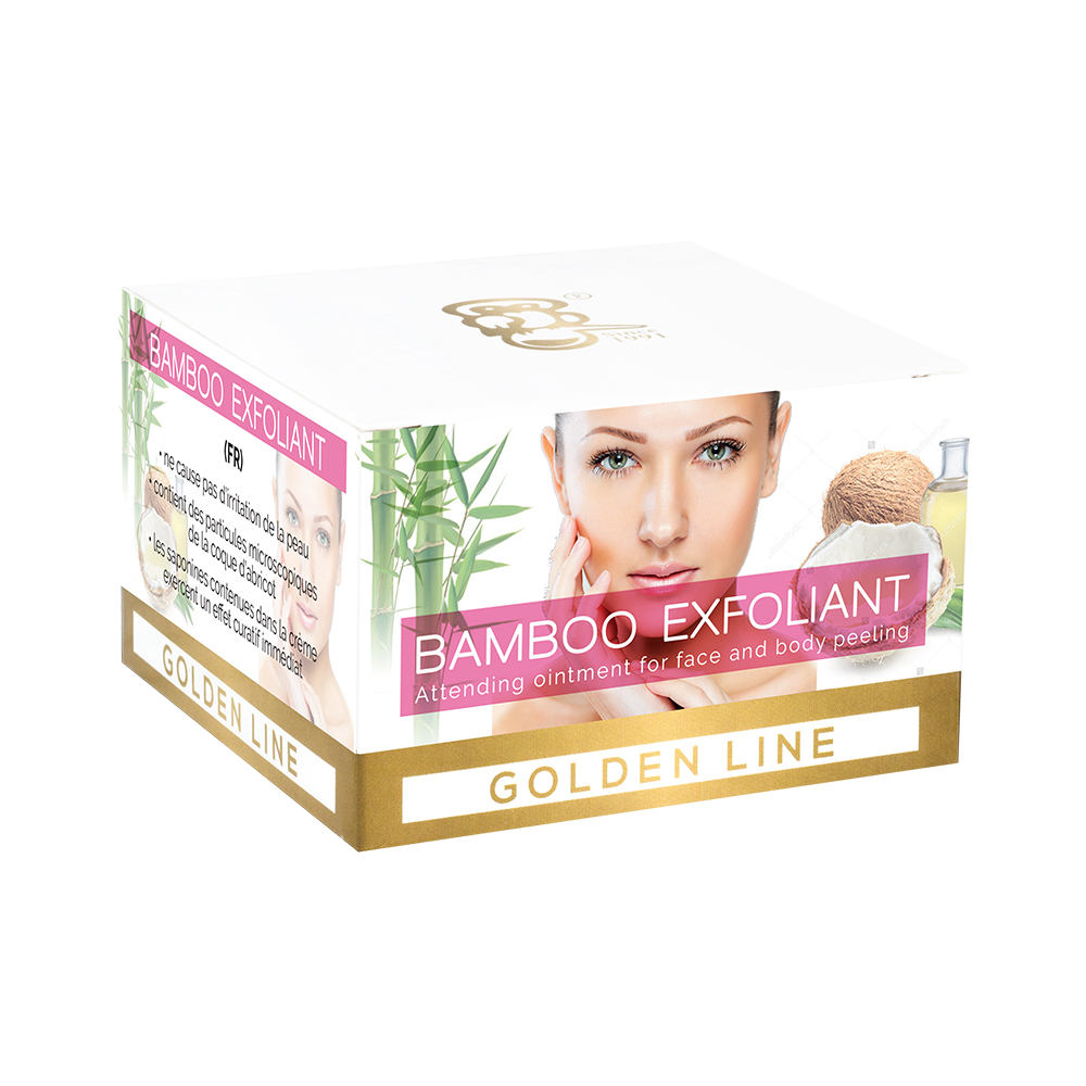 BAMBOO EXFOLIANT - for face and body
