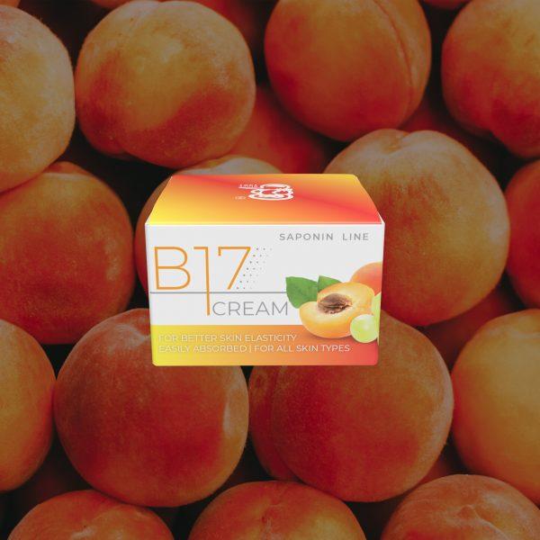 B17 crea - amygdalin cream
