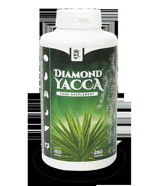 Big diamond yacca