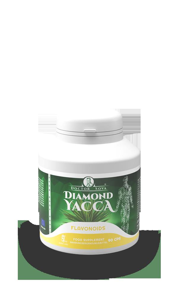 yacca flavonoids